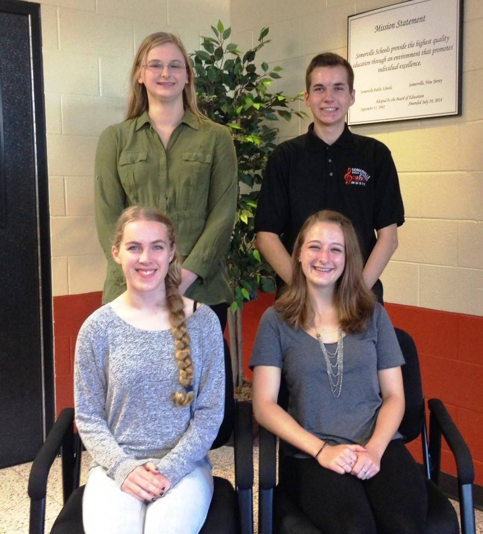 Five students named scholarship semifinalists