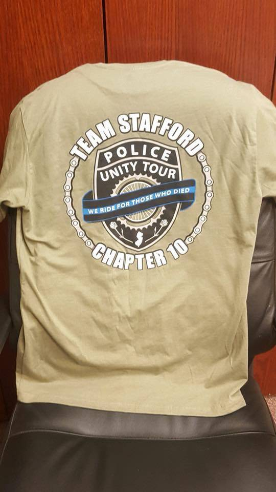 Police Unity Tour T Shirts For Sale