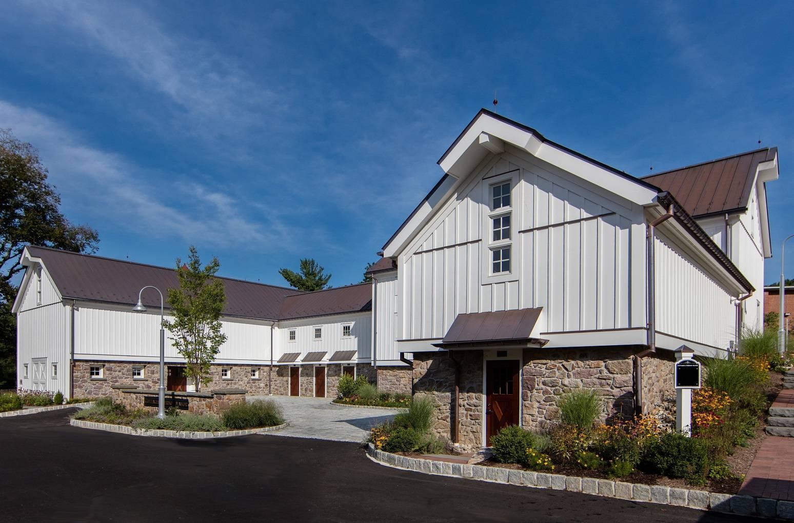 Twin Borough 39 S Barn At Vernon Manor Wins County Planning