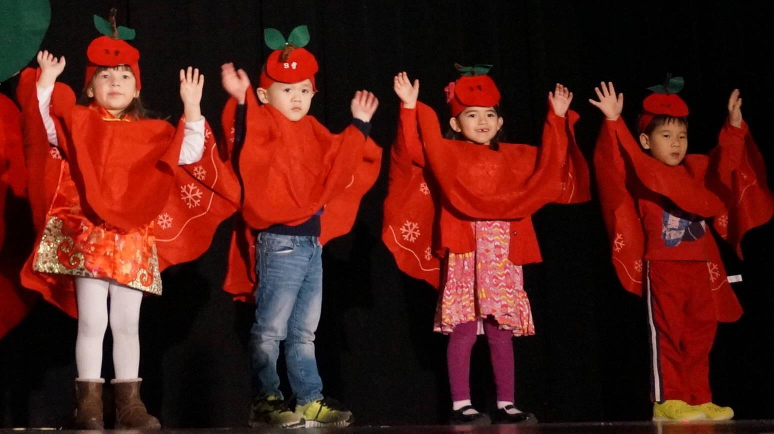Montville Based Chinese School Celebrates Chinese New Year