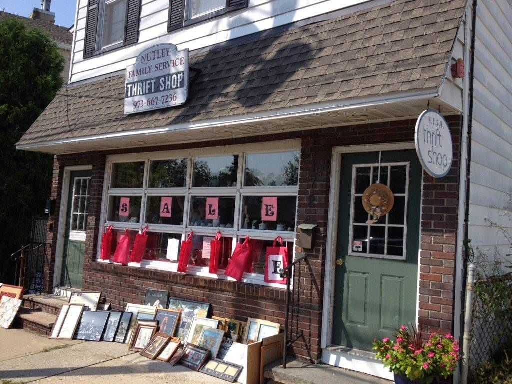 Nutley Family Service Bureau extends National Thrift Shop Day to