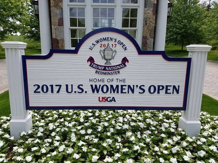 bedminster women 8 reviews of trump national golf club had thanksgiving dinner here  i got to experience it when i went to the us women's golf  bedminster, nj 07921 get.