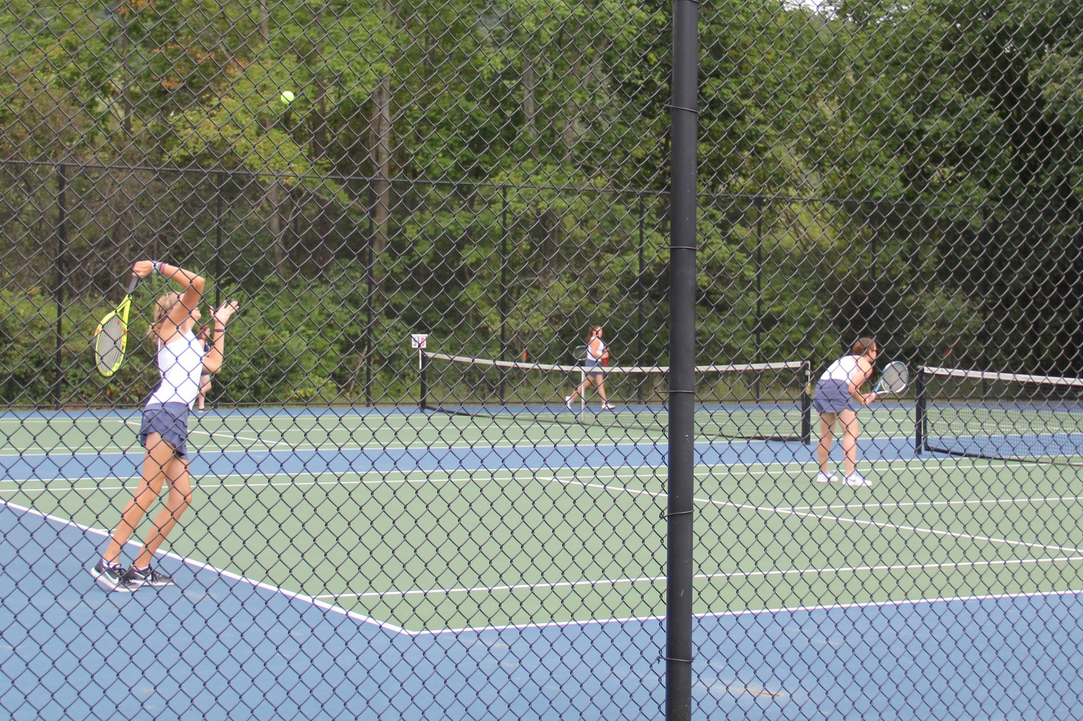 east sparta girls Sparta, nj – they are out working on the tennis courts at sparta high school the girls tennis team is looking to veteran coach jeff hughes to.