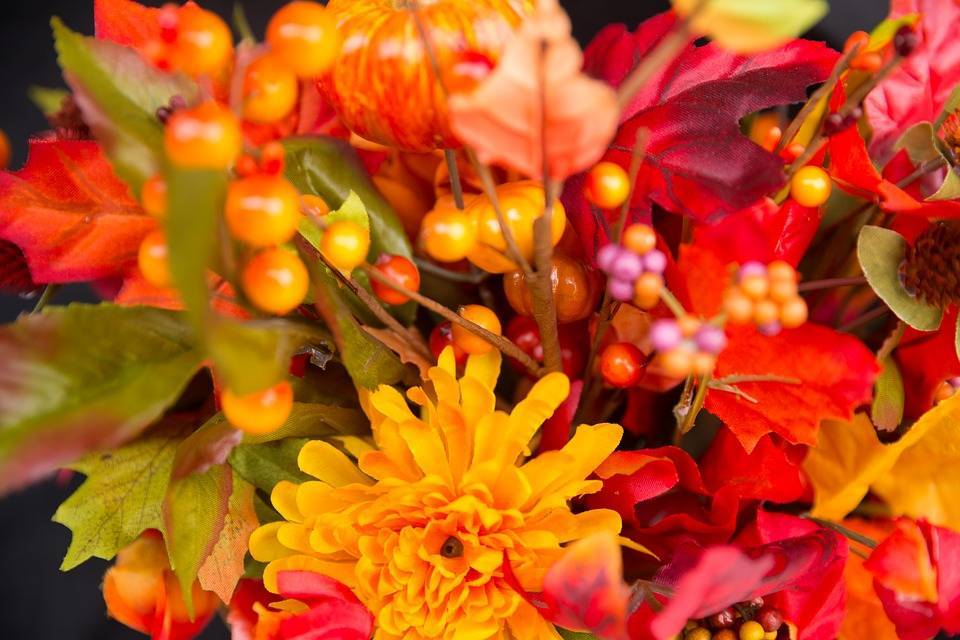 Fall flowers workshop at the scotch plains public library for Popular fall flowers