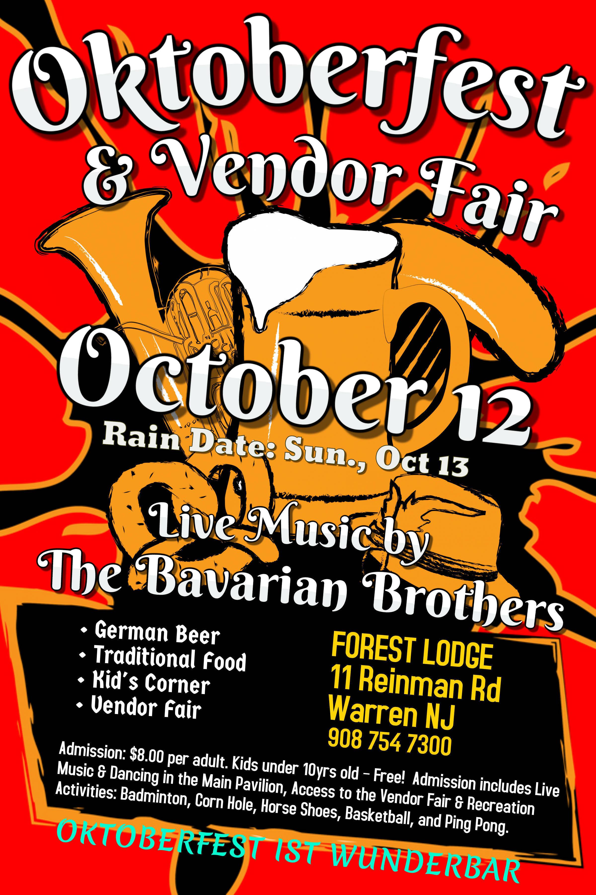 Nj S Best Oktoberfest Vendor Fair Tapinto