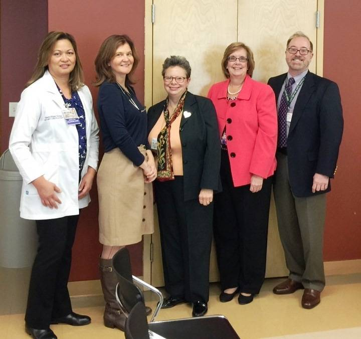 Center for Hope Hospice President Participates in Union County Community Education Event