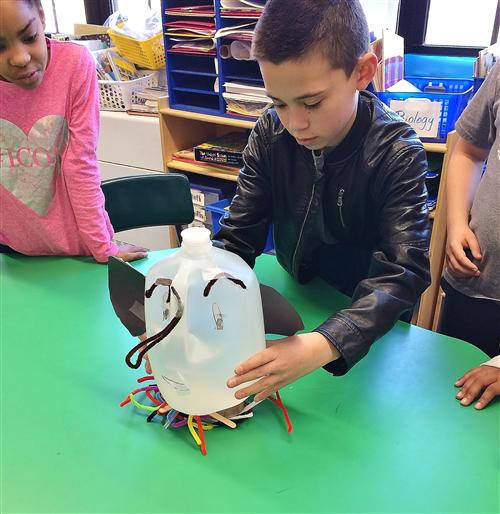 Stem School In Nj: St. Cloud Elementary Holds Dr. Seuss STEM Activities
