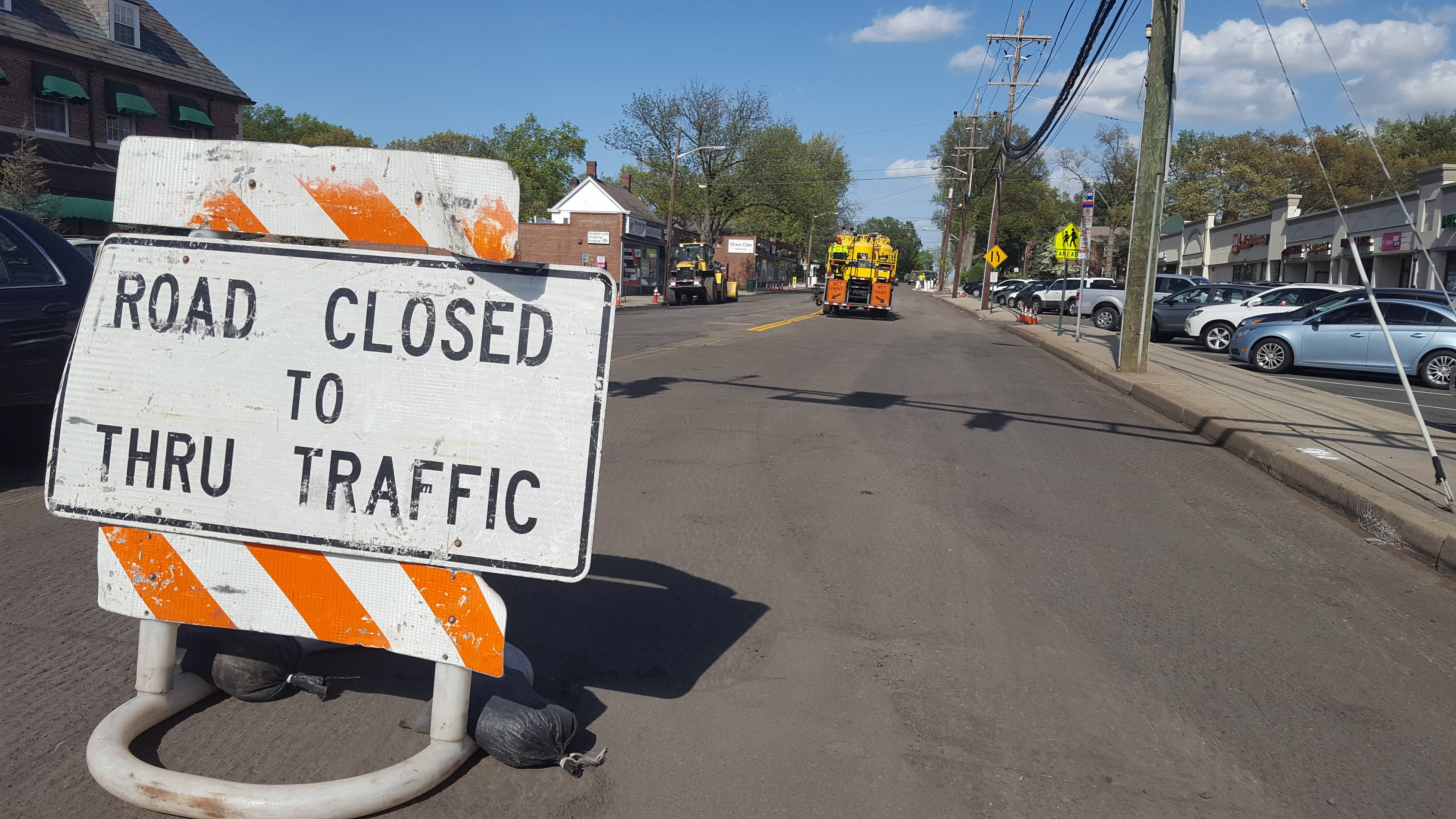 Elden Bolton >> Fair Lawn Road Paving to Begin Tuesday, Oct. 24: Check List for Road Closures - News - TAPinto
