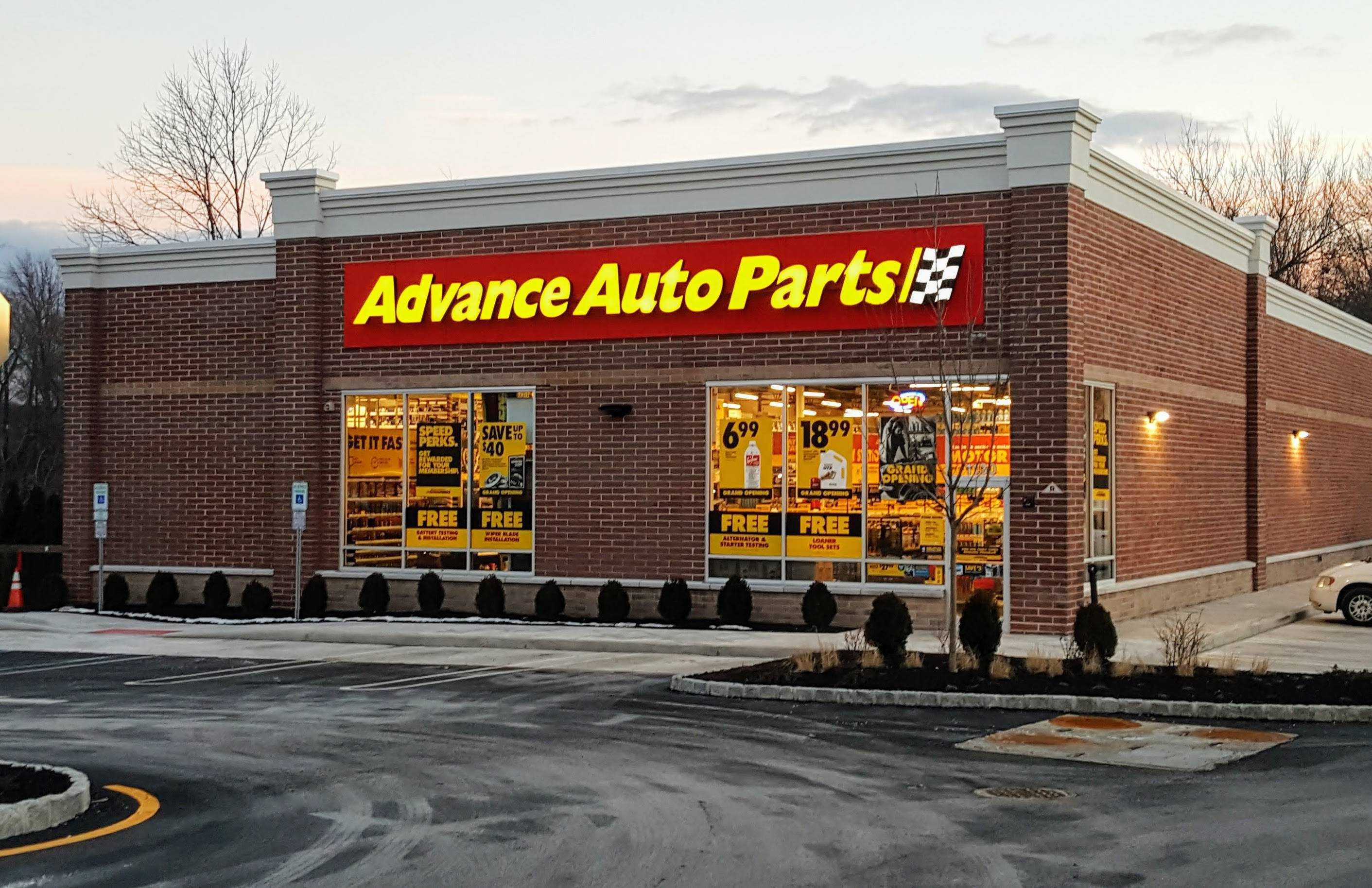 Aftermarket Car Parts Newark Nj