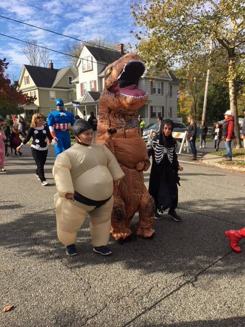 Chatham Loves Its Washington Avenue Halloween Parade