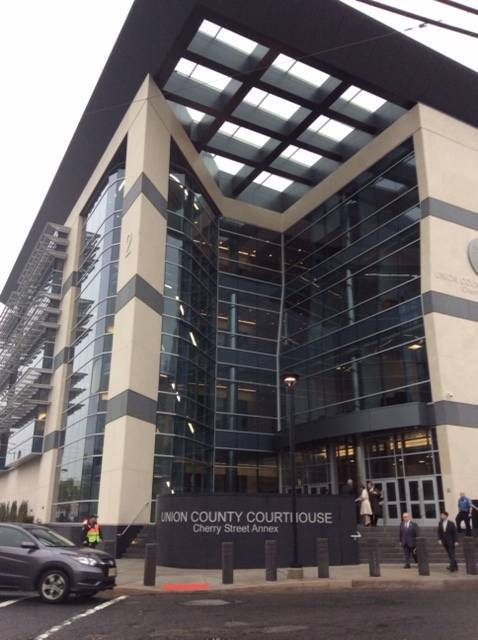 Nj Chief Justice Rabner Opens New Union County Courthouse