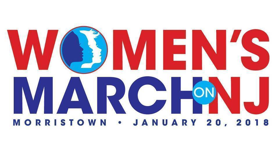 Women's March on NJ 2018