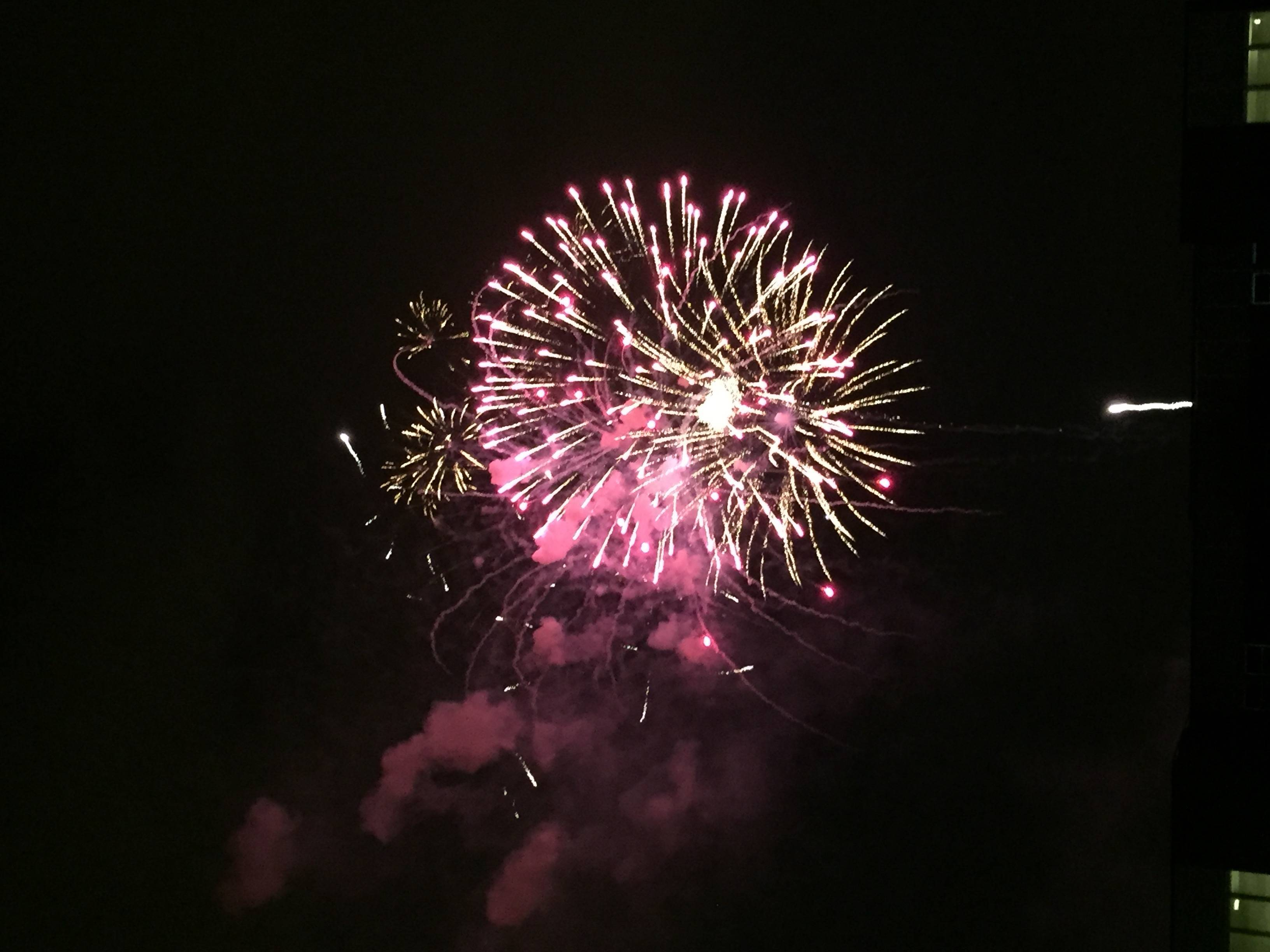 Thousands Gather for Fireworks at Piscataway's 4th of July ...