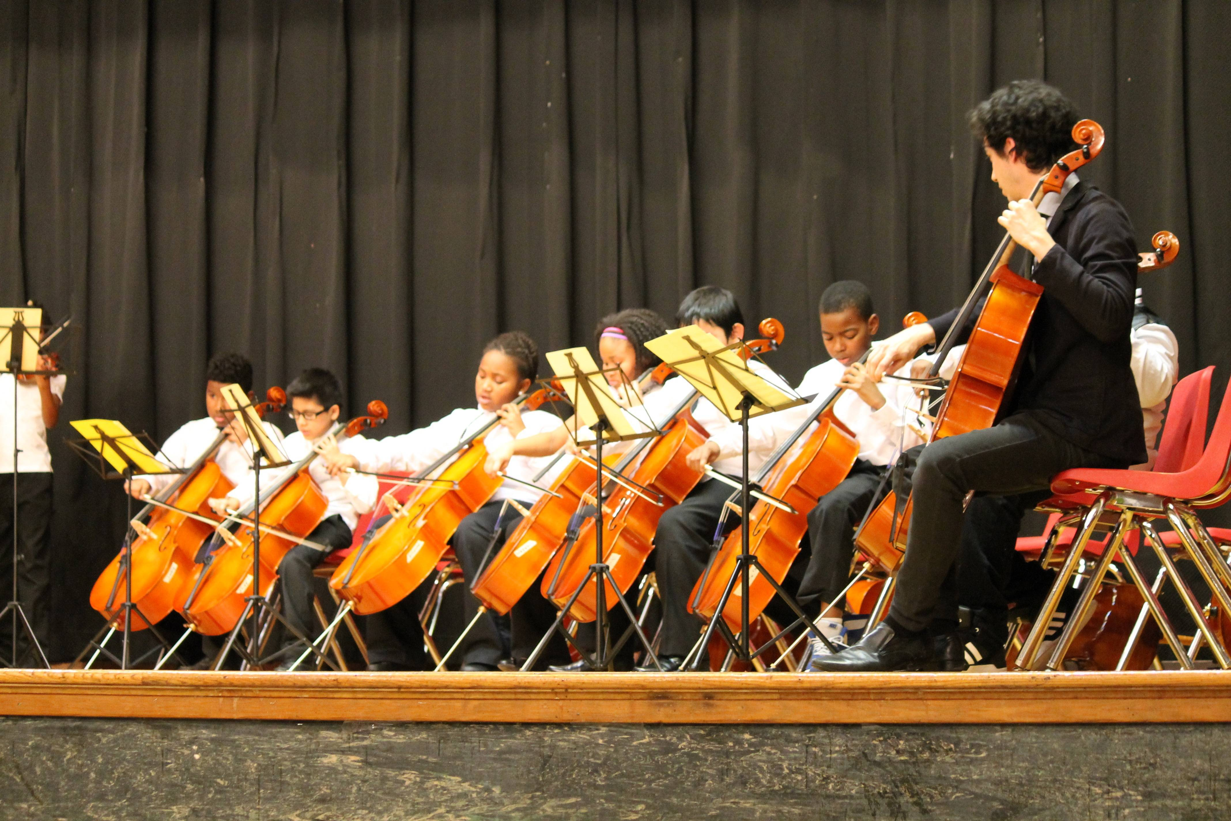 Paterson Music Project Winter Concert Saturday, February 11