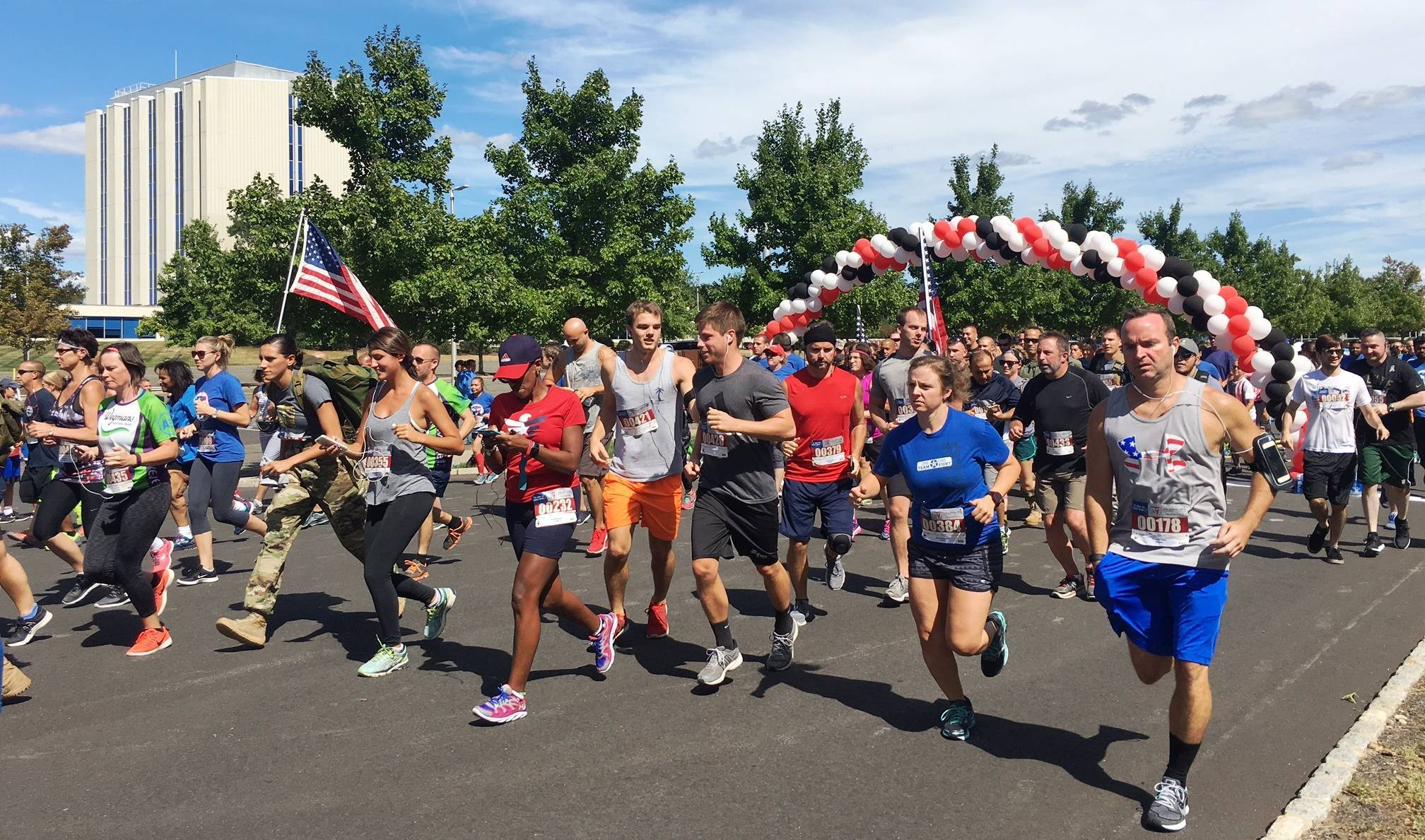 Somerville Mayor Joins Other Runners in 5K Travis Manion ...