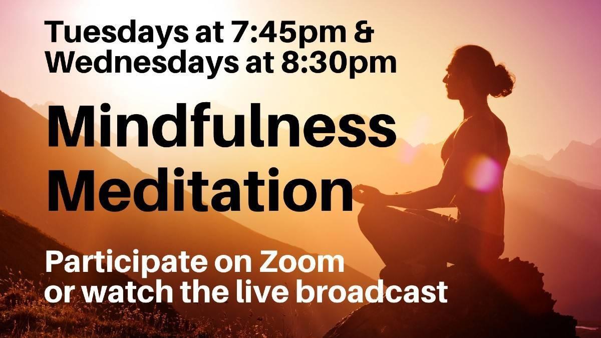 Mindfulness Meditation Tapinto