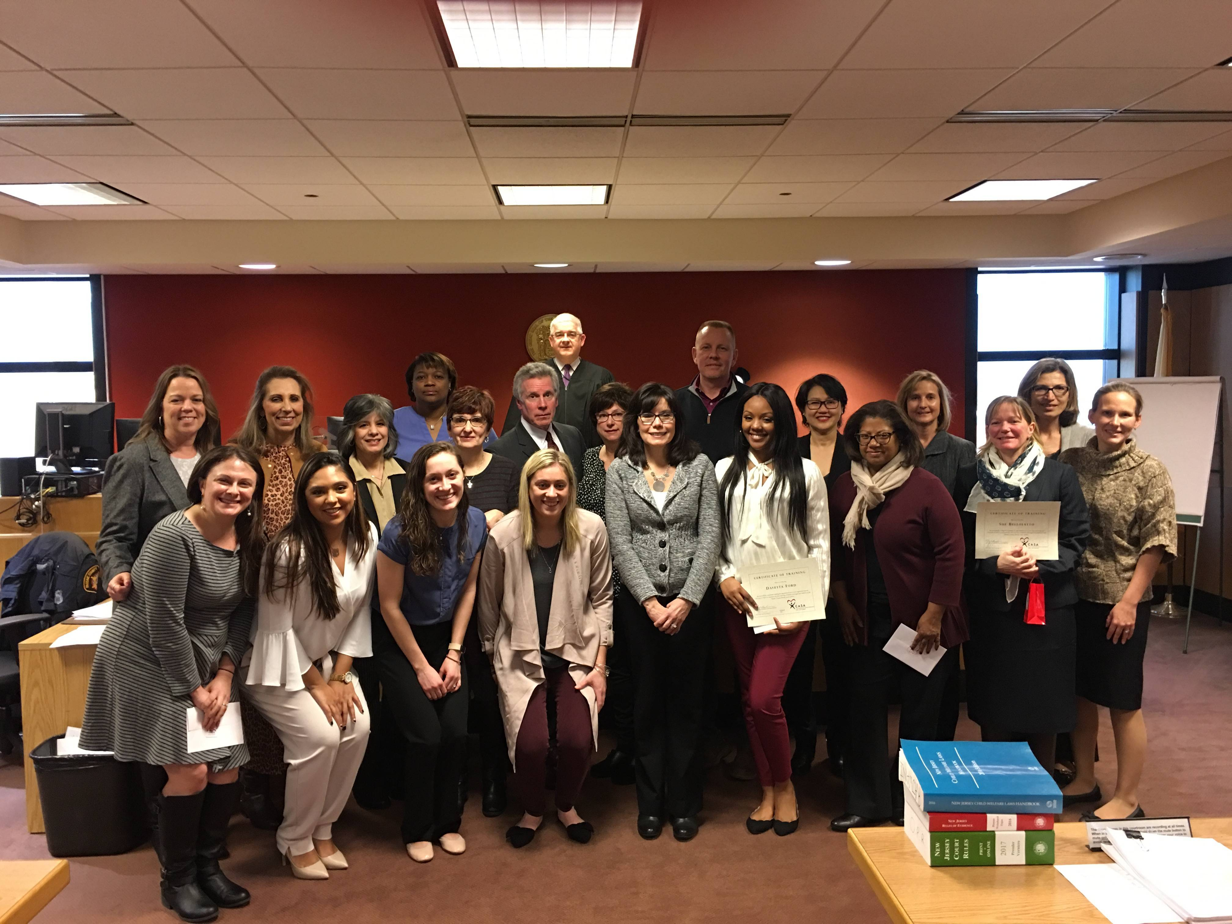 Volunteers Help Give Foster Children a Voice - Paterson NJ News ...