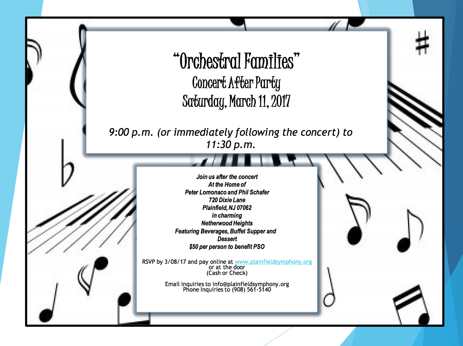 plainfield symphony presents orchestral families each happy in content options