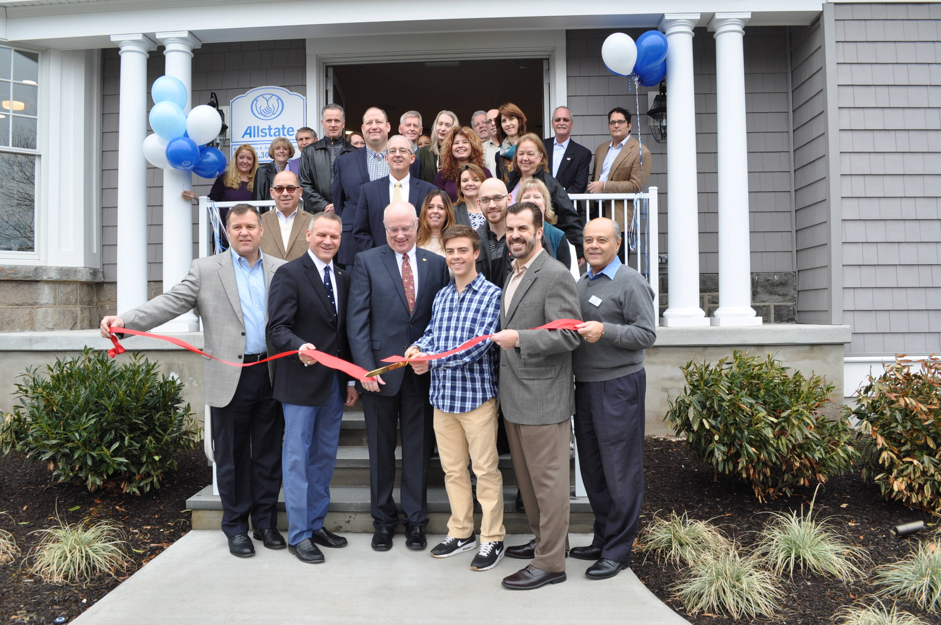 Westfield Allstate Agency Celebrates Grand Opening at New ...
