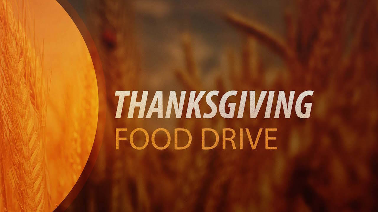 Thanksgiving Food Donations Needed - News - TAPinto