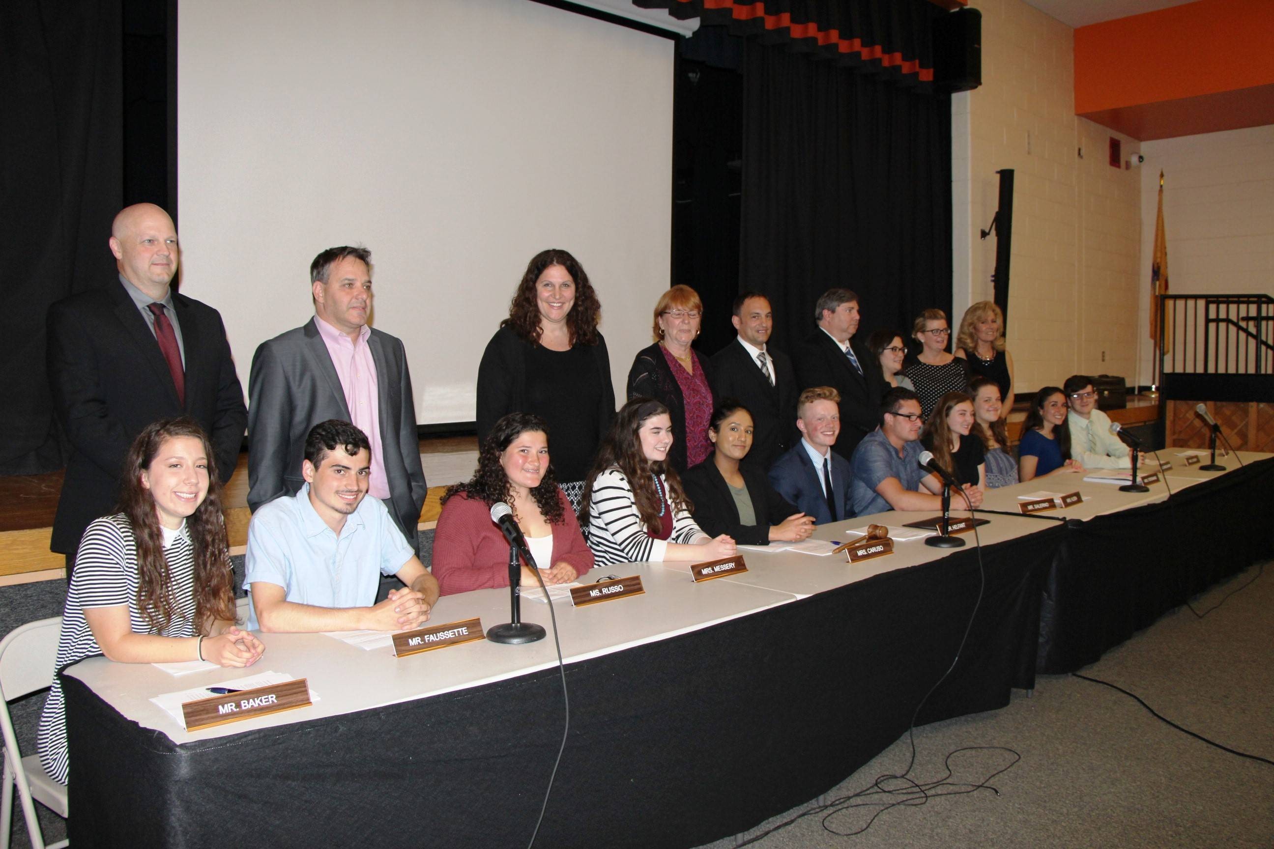 hasbrouck heights middle eastern singles Sparta, nj- sparta middle school recently hosted its fourth annual 8 th grade career day this year the event featured sixteen presenters from a variety of professions.