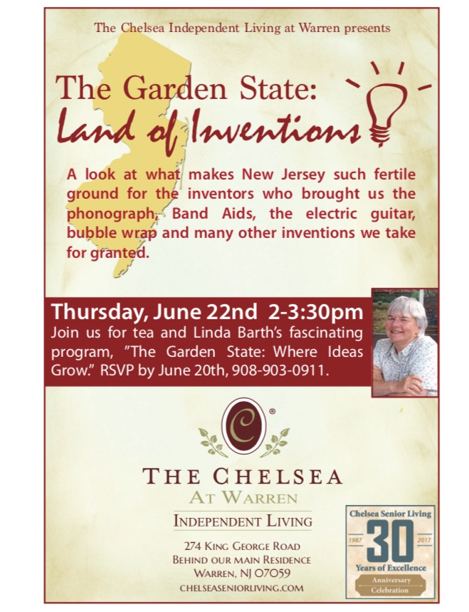 The Chelsea Presents The Garden State Where Ideas Grow Tapinto