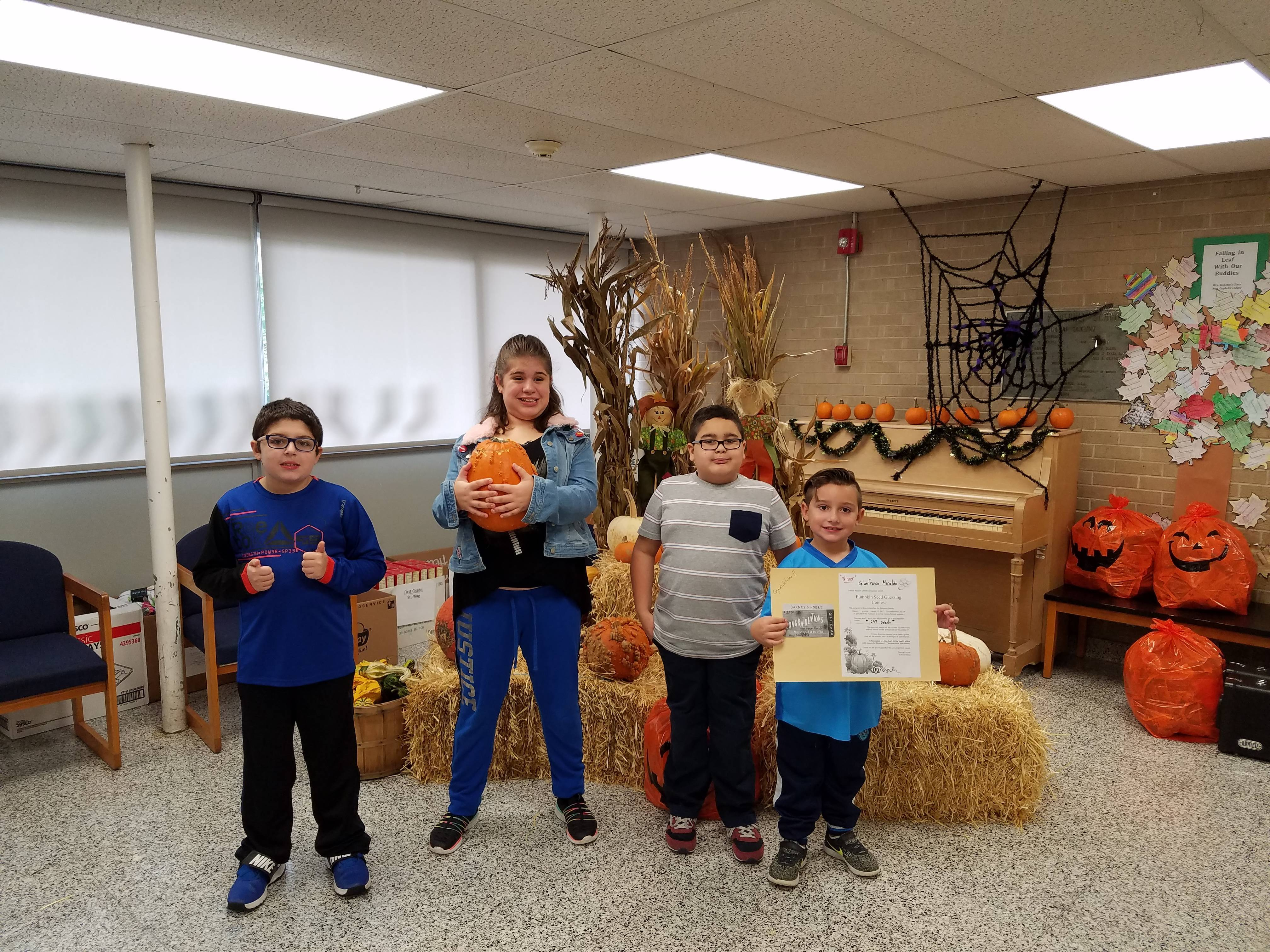 Hehnly Students Raise Money to Help Fight Childhood Cancer ...