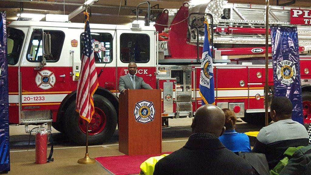 Plainfield's Fire Truck 3 is Ready to Serve