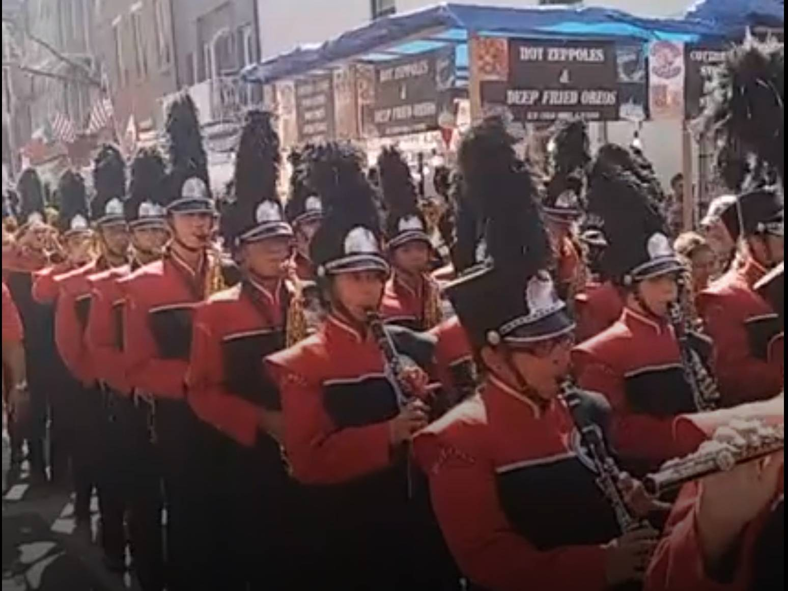 Penn welcomes almost 40 schools for Carnival of Bands