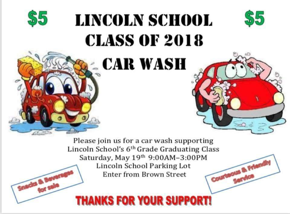 Lincoln school car wash to support 6th grade grads saturday 9 to 3 883bc809bf75c292e221z2018maylincolncarwashg solutioingenieria Image collections