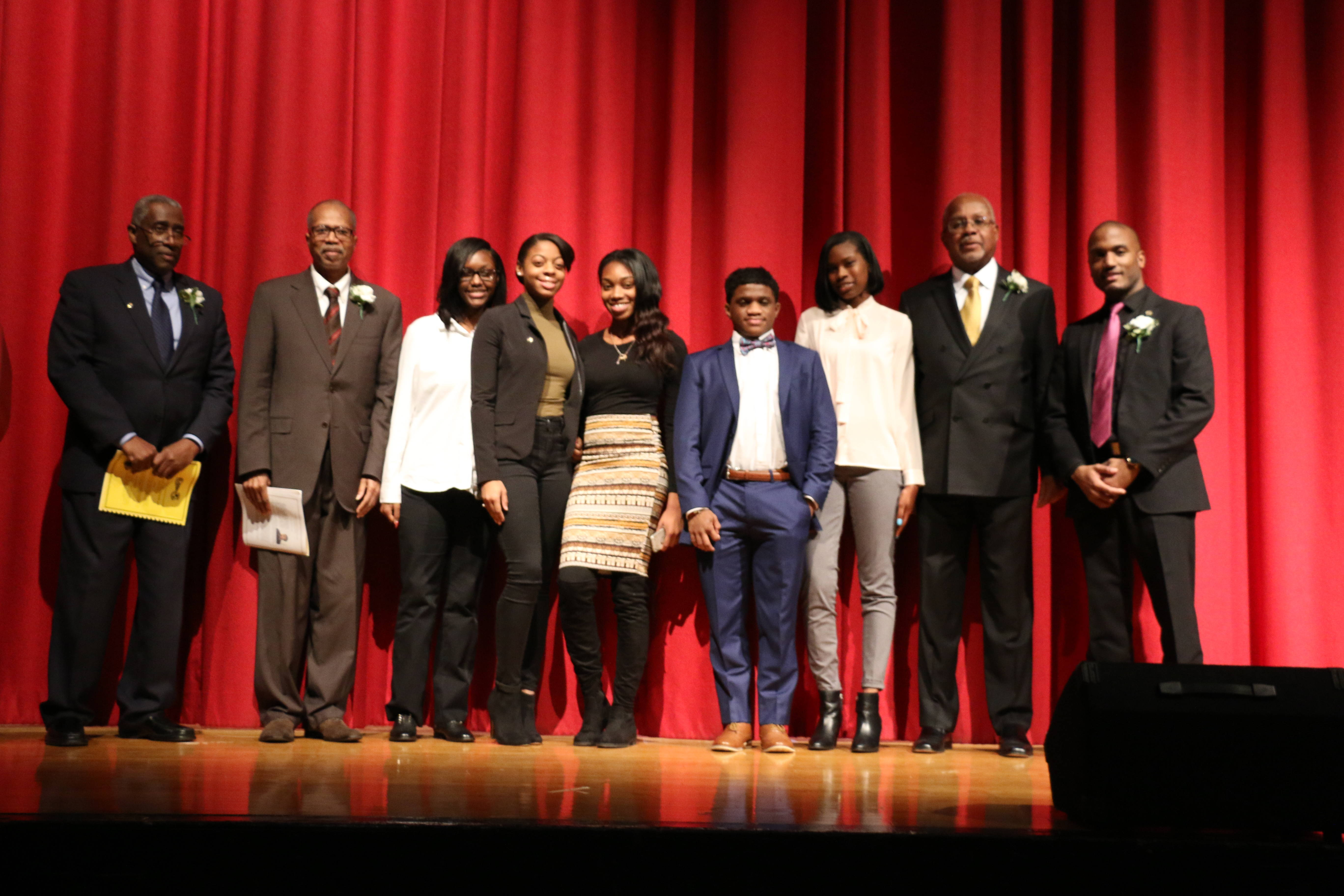 Martin Luther King, Jr. Day at Plainfield High School