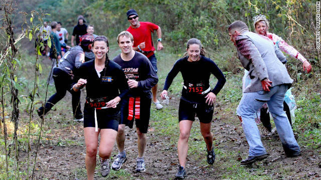 5k Quot Zombie Quot Run To Close Two Denville Roads On Sunday
