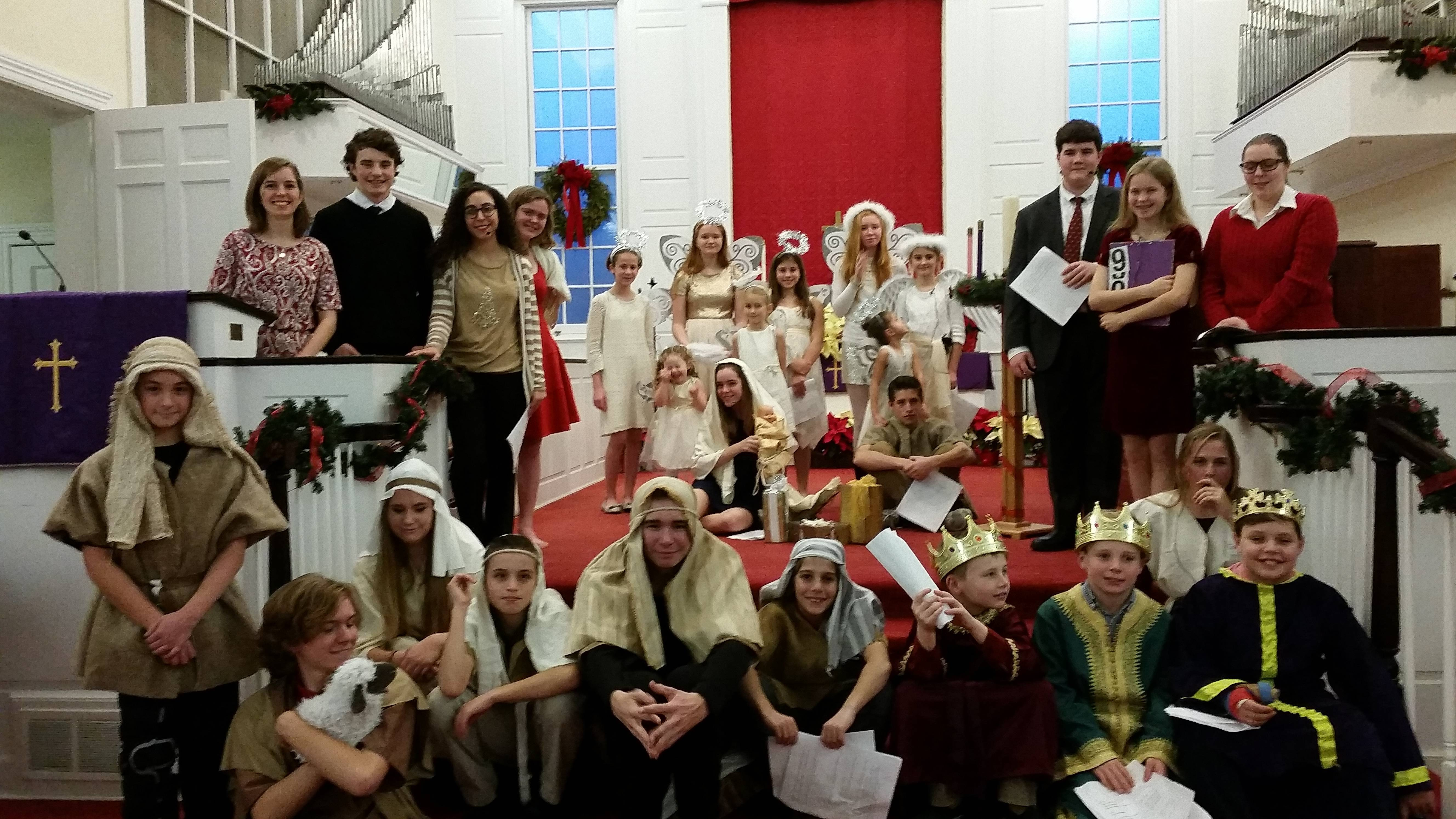Local churches plan Christmas services