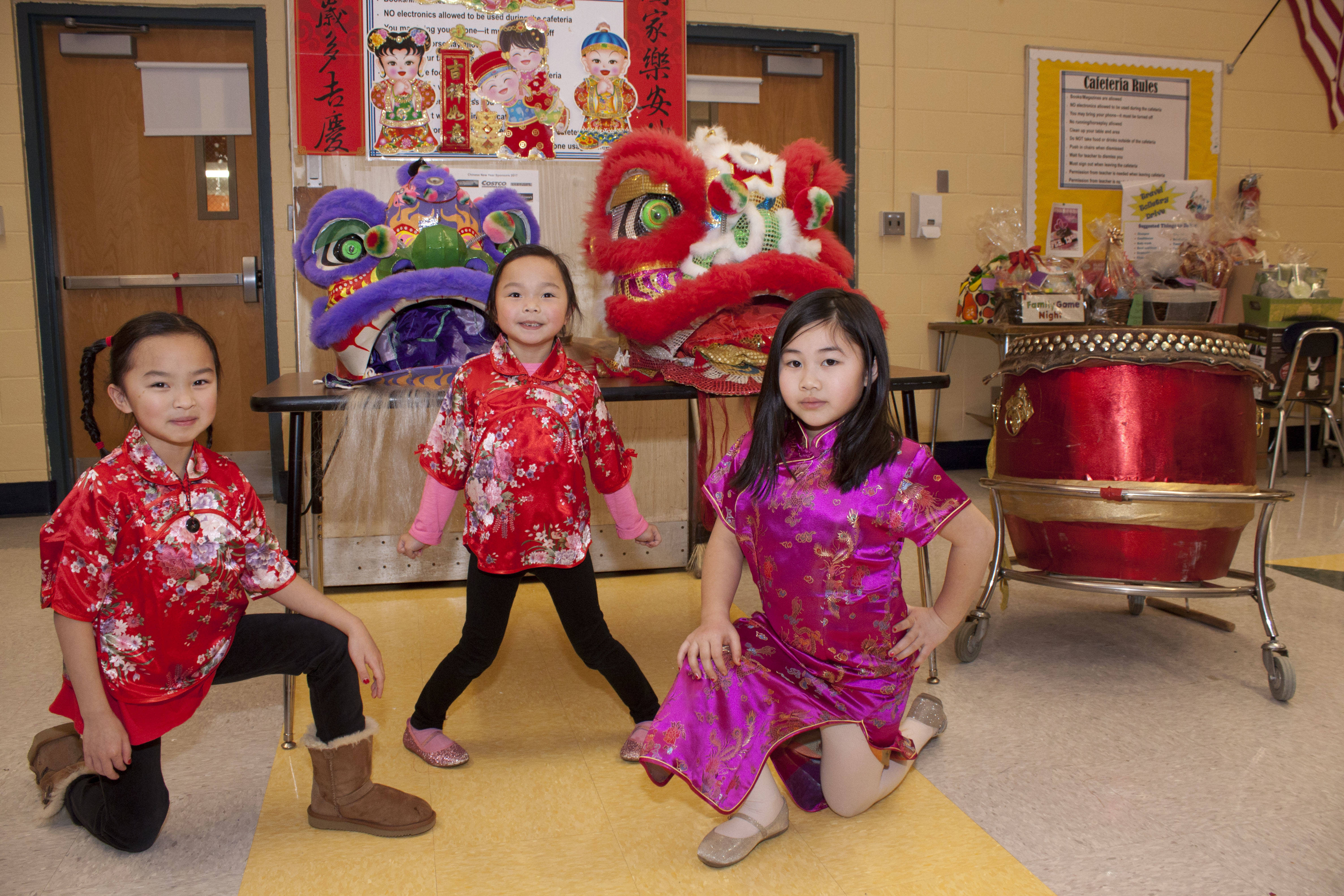 Livingston Chinese School Hosts Lunar New Year Celebration at Heritage Middle School ...