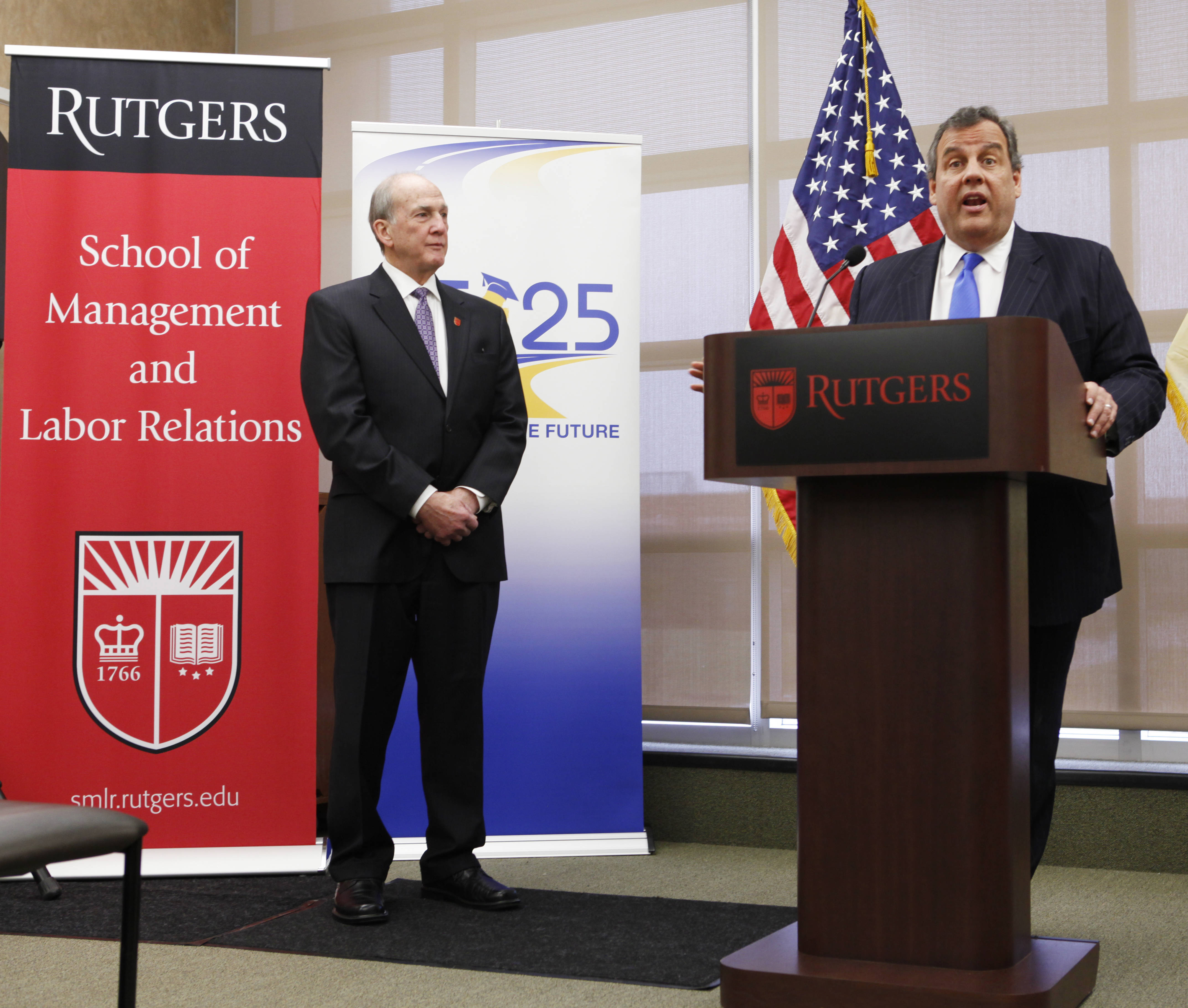 State Unveils $1.3 Million Grant To Rutgers Opioid