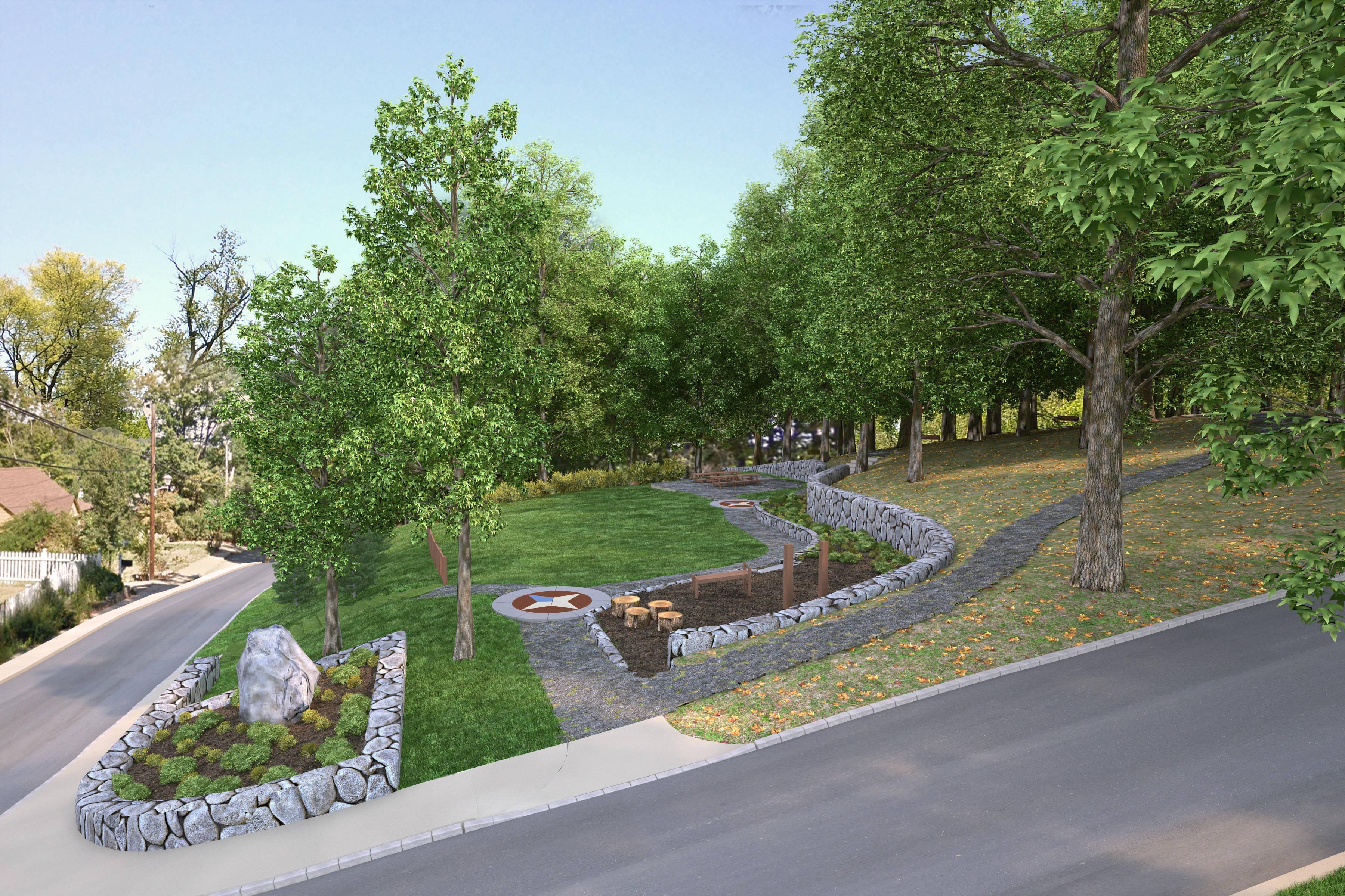 morristown s kleitman woods park to open late summer morristown