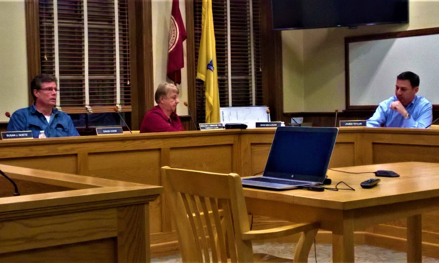 Cranbury Township Committee Approves 11 4 Million Budget South Brunswick Cranbury Nj News