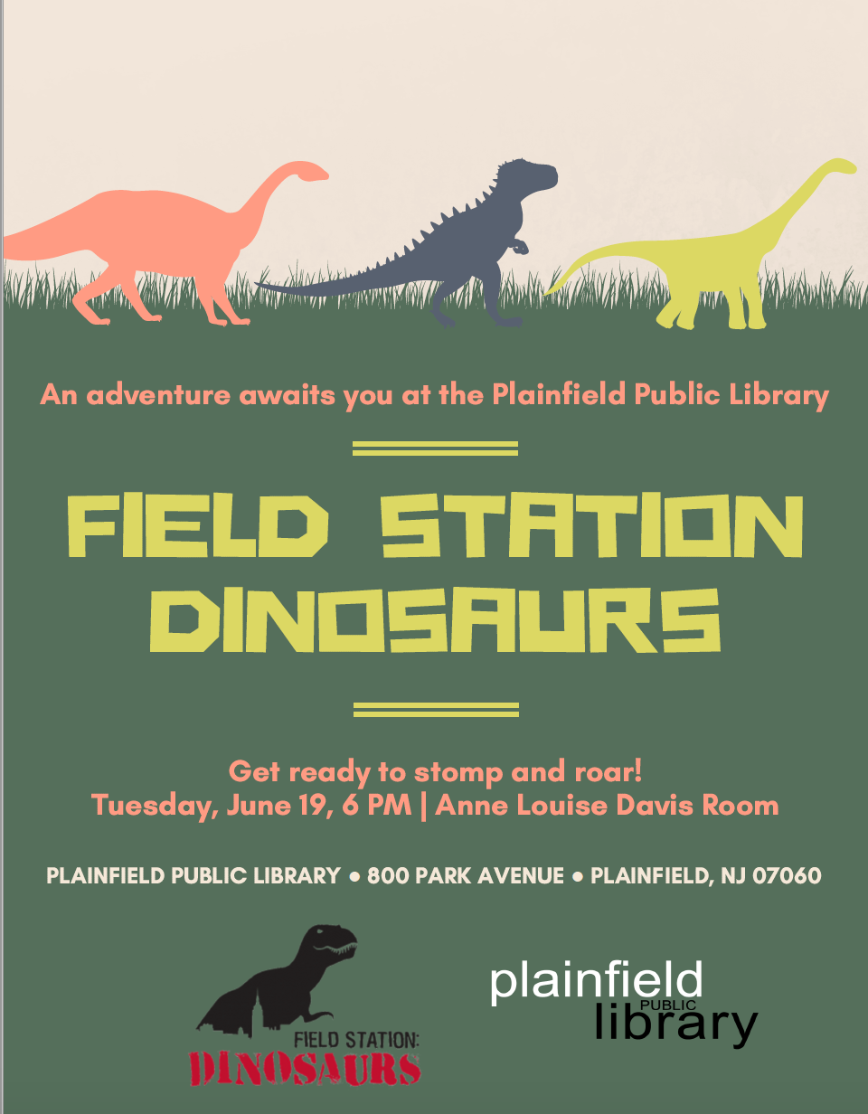 Field Station Dinosaurs - TAPinto