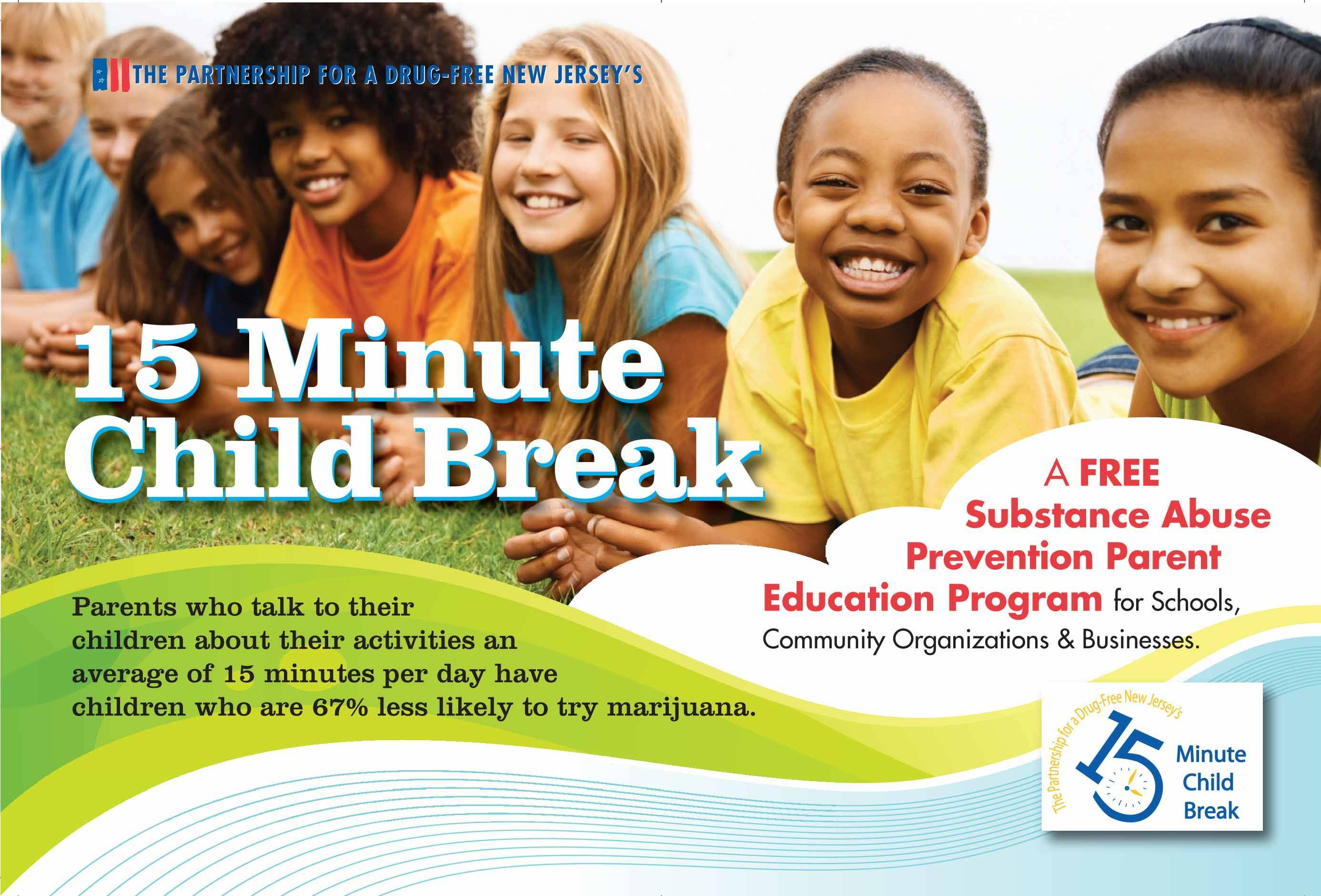 15 minute child break presentation offered by woodland