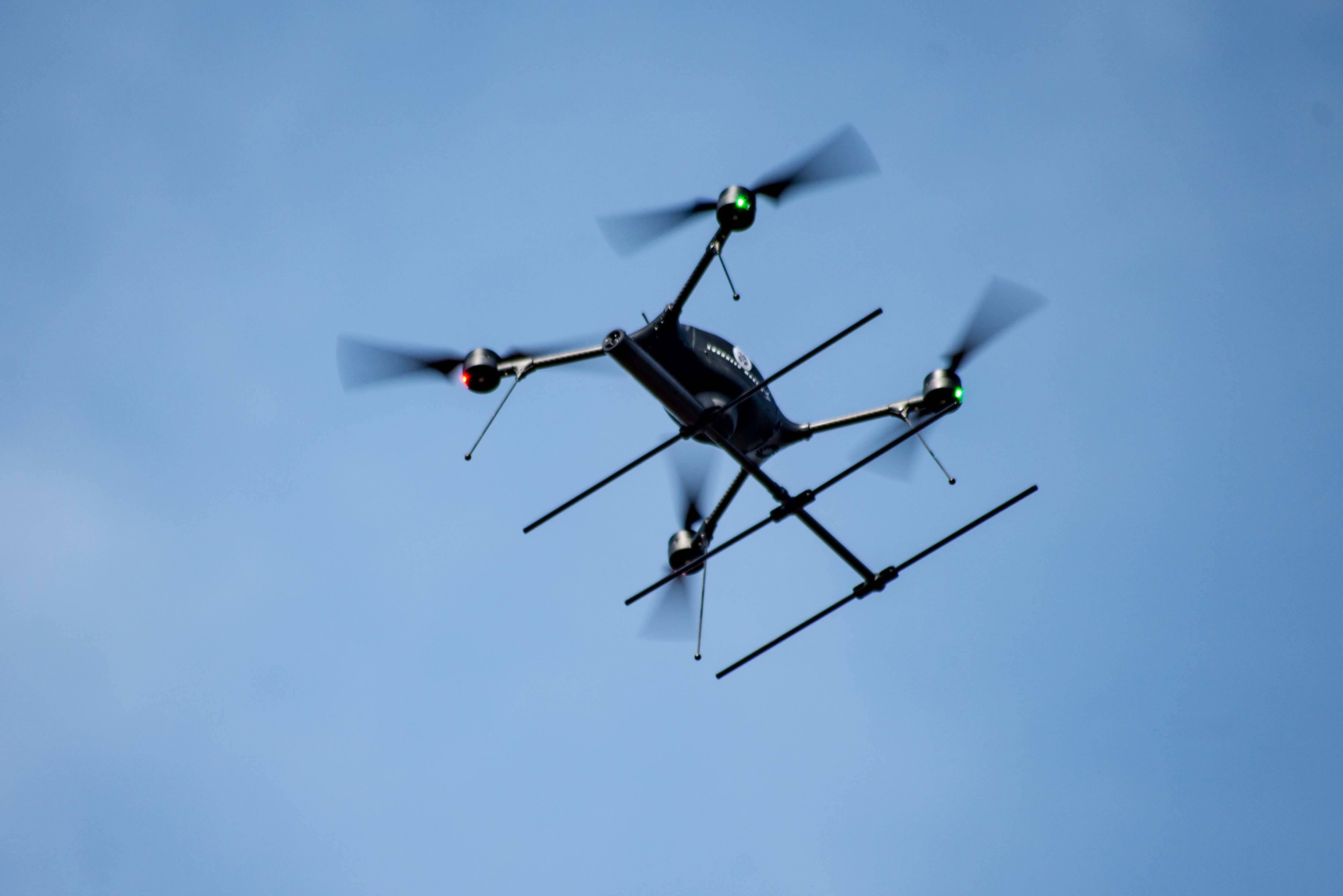 Somerset County Sheriff's Rescue Drone Enhances Project