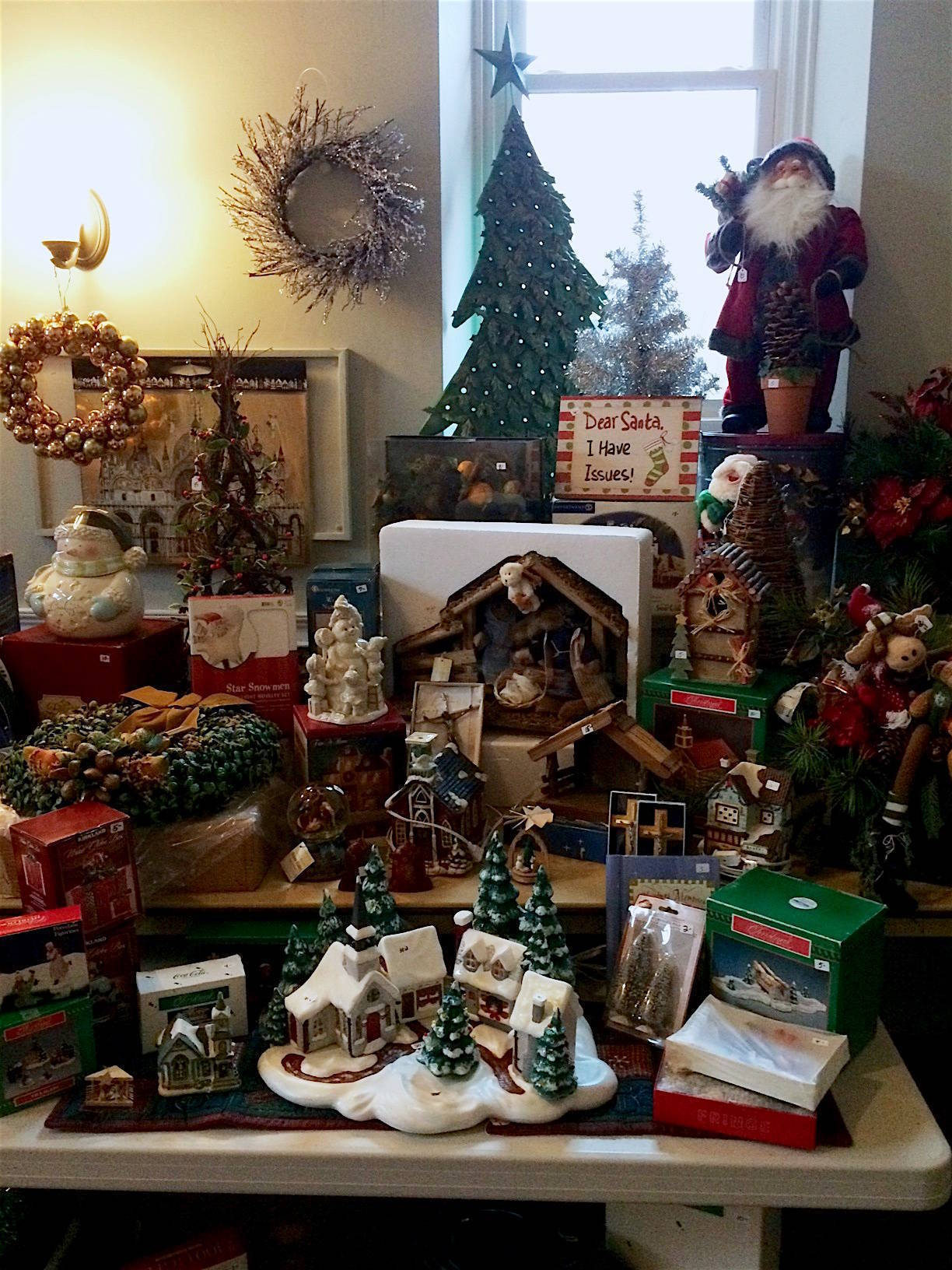 Junior league of summit thrift shop 39 s annual holiday for Holiday boutique