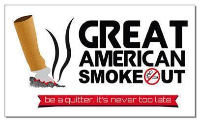 It's Never too Late to Quit: The Great American Smokeout ...