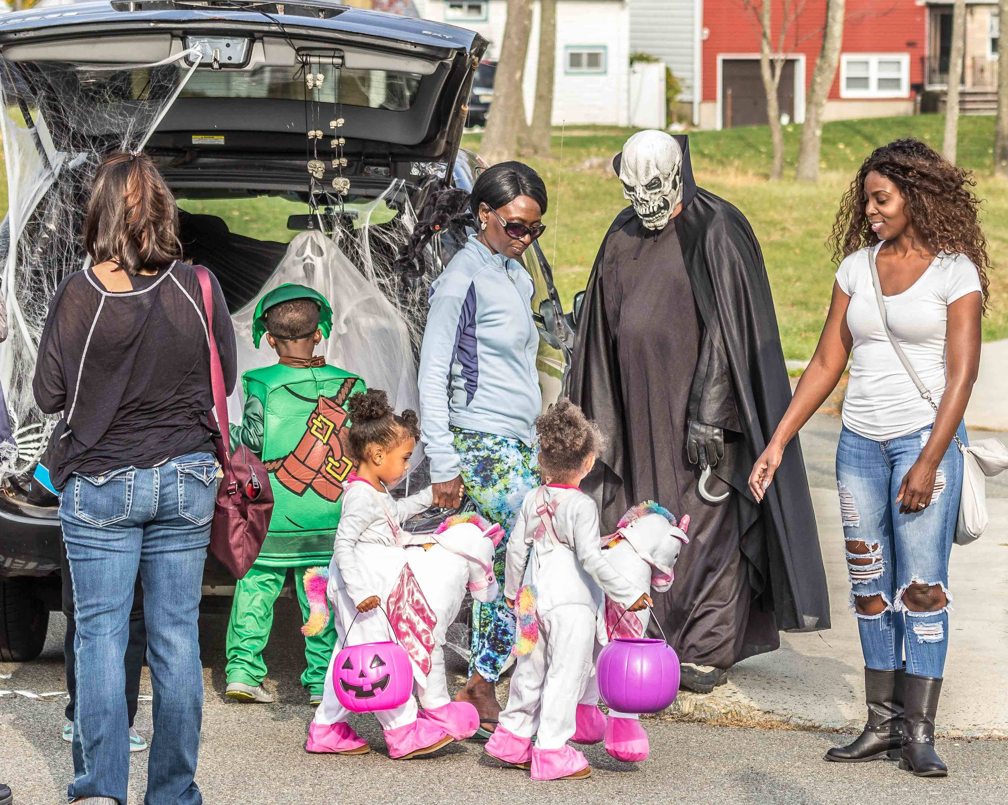 Weather Holds Out For West Orange Trunk Or Treat Halloween Event Tapinto The cambria hotel west orange hotel in west orange, nj is located near seton hall university, prudential center and the turtleback zoo. tapinto