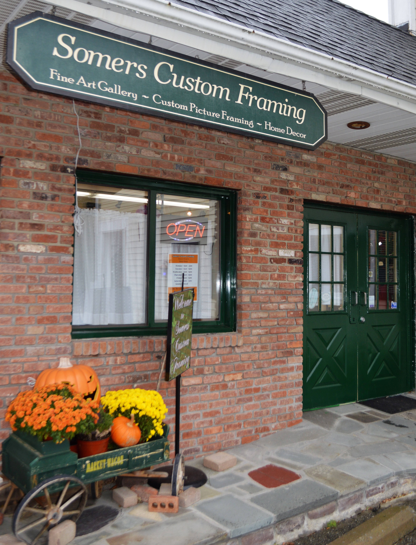Somers Custom Framing & Gift Marks 10th Anniversary