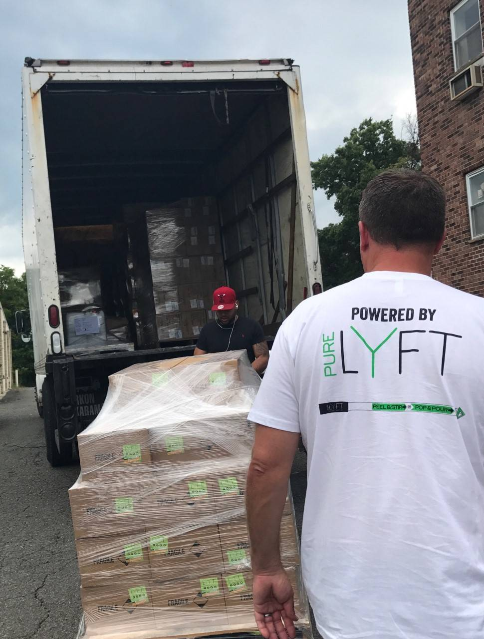 Fanwood Companies LYft Hurricane Irma Victims\' Spirits with Caffiene ...