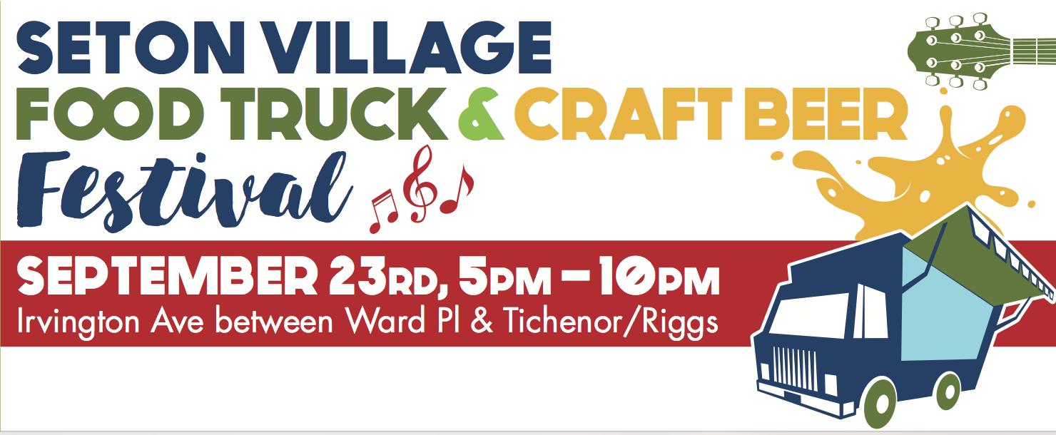 Seton village food truck and craft beer festival welcomes for Food truck and craft beer festival