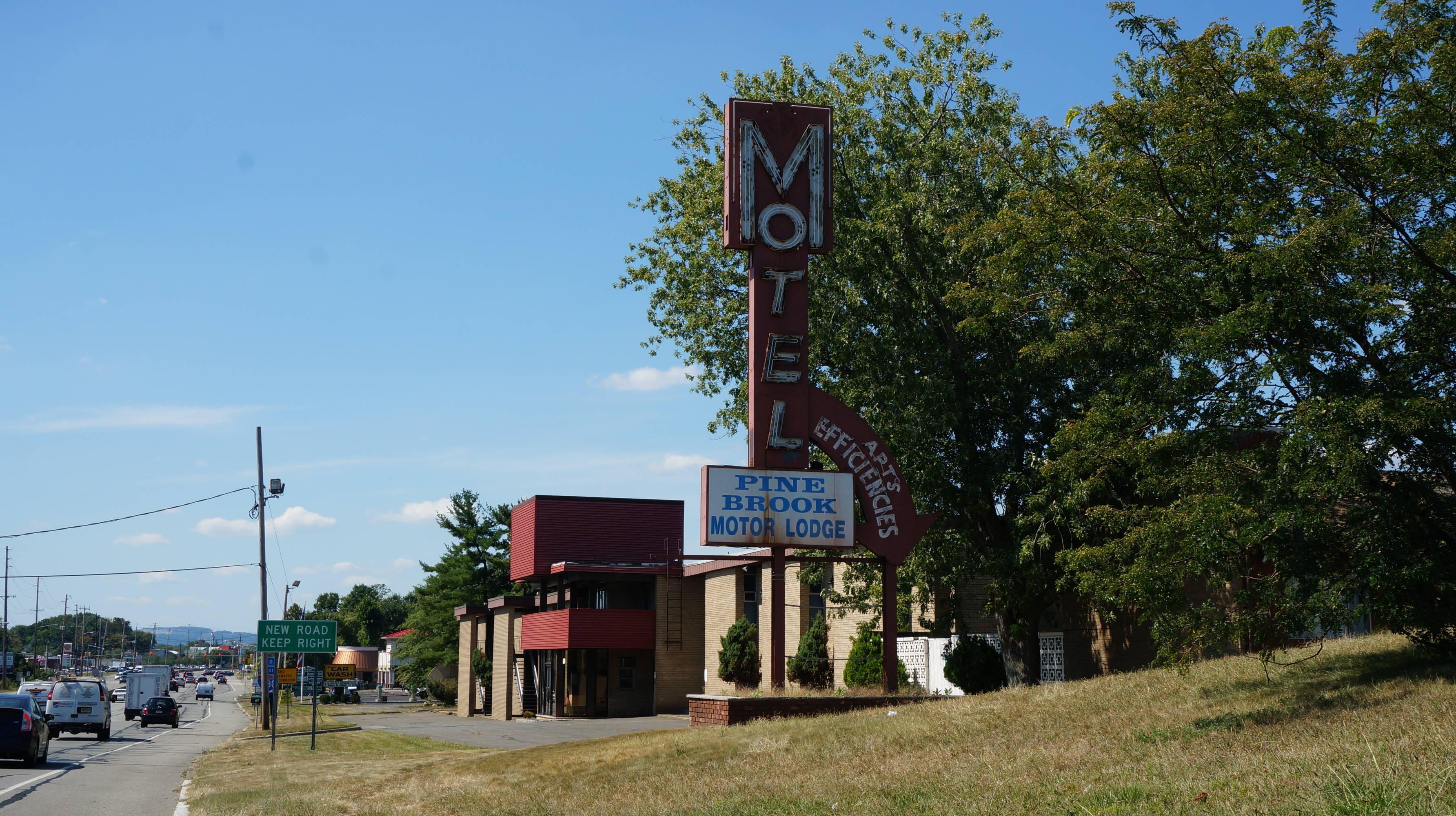 Motor Lodge Motel Union Nj
