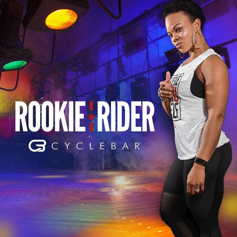 Rookies Coupons: Rookie Rider Class At CycleBar Livingston