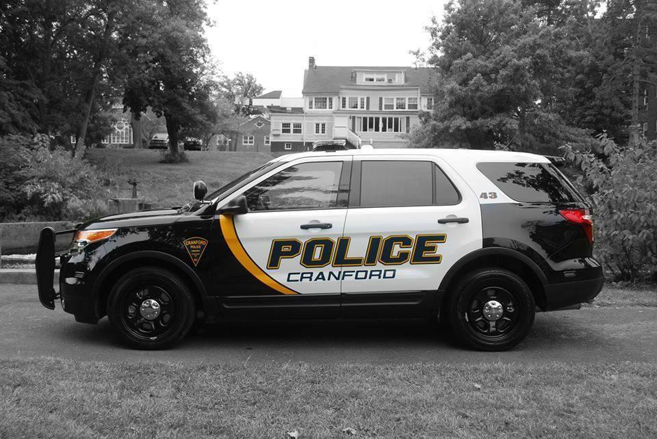 Cranford police arrest man on eluding and narcotics for Motor vehicle plainfield nj