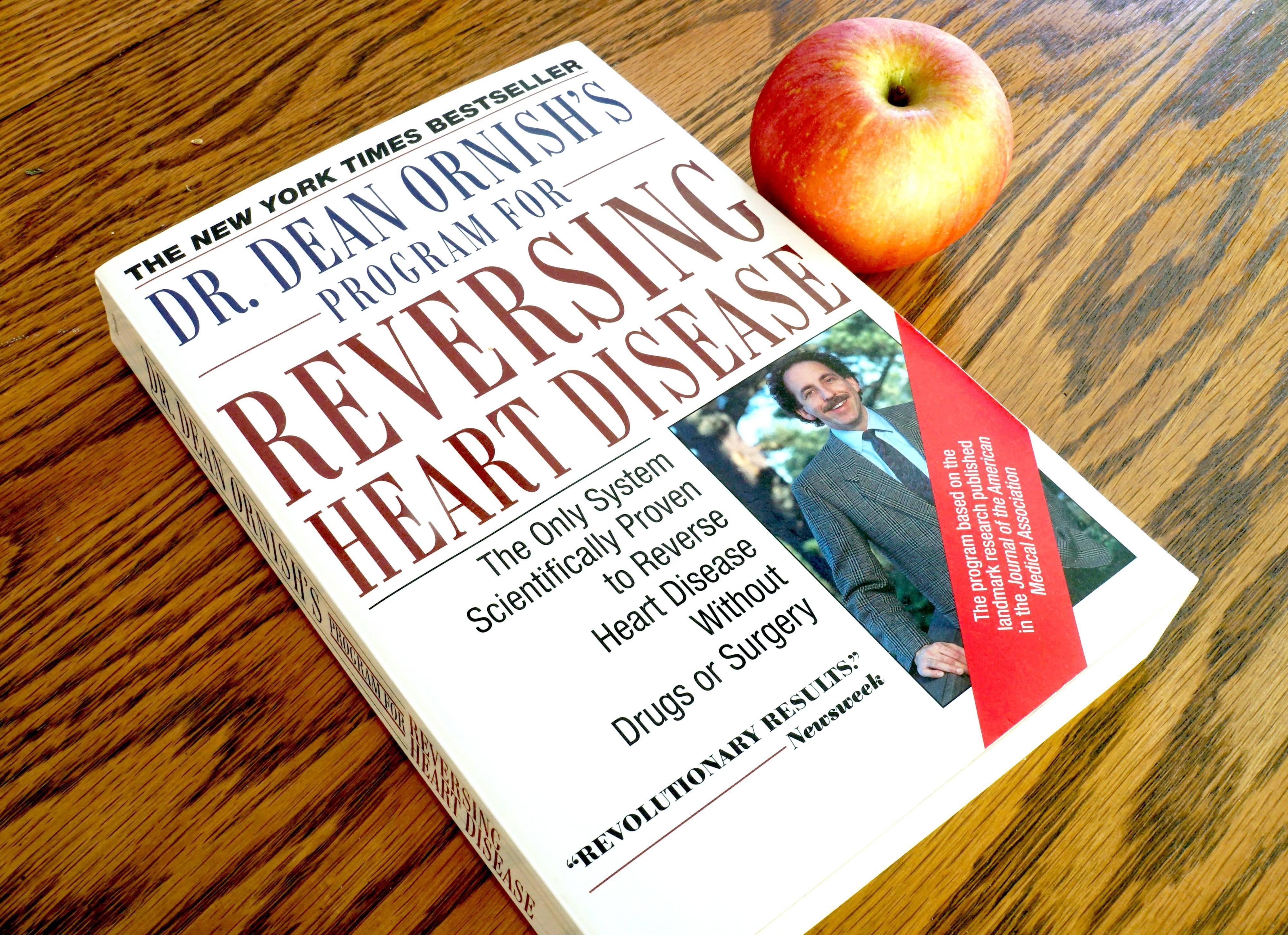 dr dean ornish program for reversing heart disease pdf